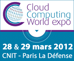 Le Groupe HLi participe au Cloud computing world expo 2012