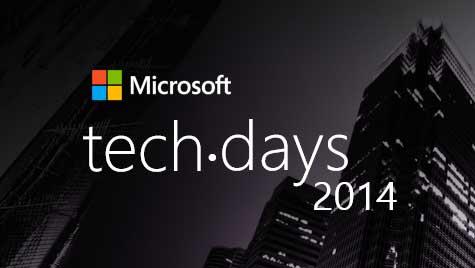 Le Groupe HLi présent aux Techdays 2014