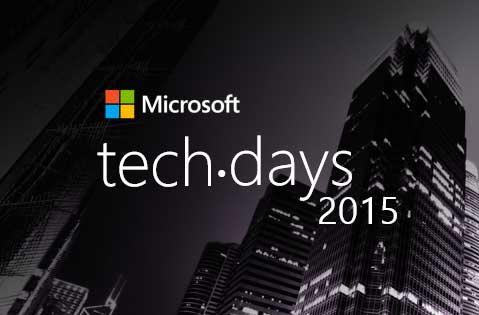 Le Groupe HLi présent aux Techdays 2015