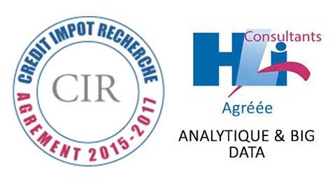 HLi consultants détient l'agrément CIR