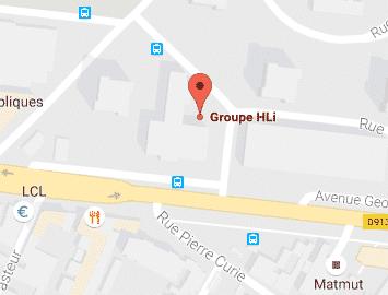 Contactez le Groupe HLi en France