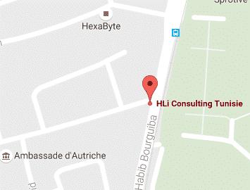 Contactez le Groupe HLi en Tunisie