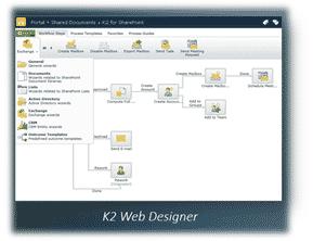 Outil K2 web design