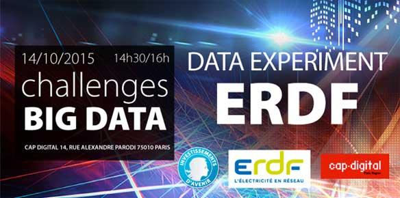 Challenges BIG DATA ERDF