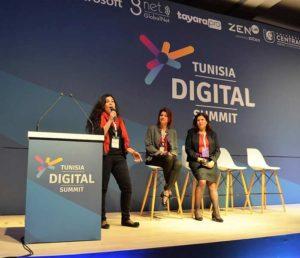 HLi anime une conférence sur l'expérience client digitalisée au Tunisia Digital Summit 2018