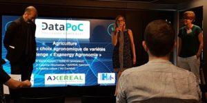 Challenges Numériques avec Adeline Loison, DGD Analytics du Groupe HLi présente EXANERGY Agronomie