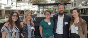 Challenges Numériques avec Caterine Deschamps, directrice Agronomie et Innovation Métiers du Grain d'AXEREAL
