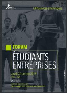 Le Groupe HLi au forum Etudiants Entreprises de l'université de Cergy