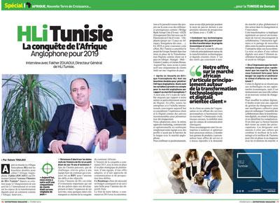 L'interview de Fakher ZOUAOUI