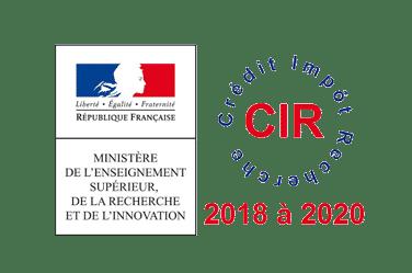 Agrément CIR 2018-2020