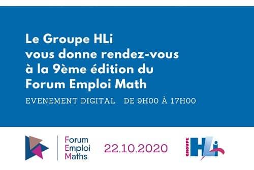 Inscrivez-vous au Forum Emploi Math 2020